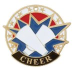 USA Sport Cheerleader Medals All Trophy Awards