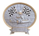 Legend Go-Kart Oval Award All Trophy Awards