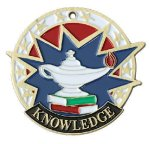 USA Sport Knowledge Medals Education Trophy Awards