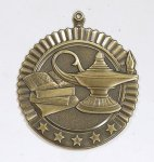 Star Knowledge Medals Education Trophy Awards