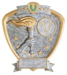 Signature Series Victory Shield Award Signature Shield Resin Trophy Awards