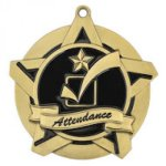 Attendance Super Star Medal  Super Star Medal Awards