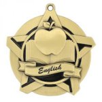 English Super Star Medal Super Star Medal Awards